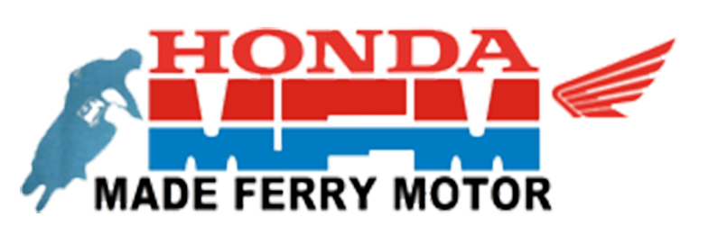 HONDA MADE FERRY MOTOR